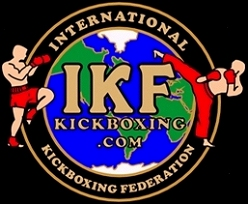 ikf santa cruz muay thai and kickboxing logo